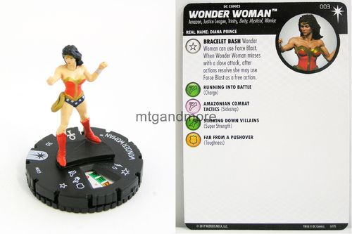 Heroclix - #003 Wonder Woman - Elseworlds