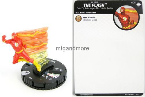Heroclix - #005 The Flash - Elseworlds
