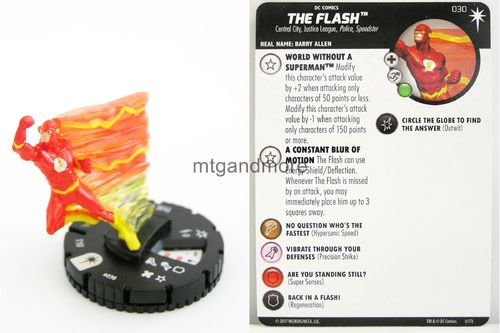 Heroclix - #030 The Flash - Elseworlds