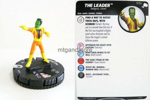 Heroclix - #013a The Leader - The Mighty Thor