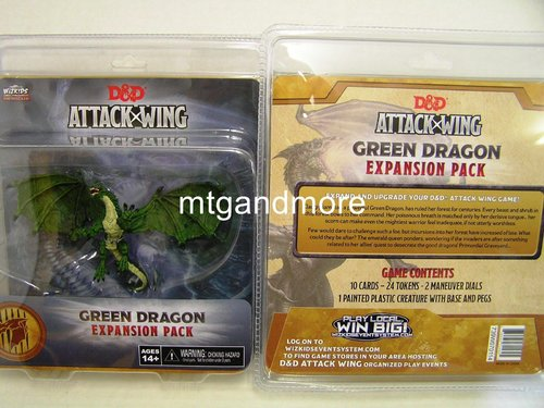 D&D – Attack Wing - Green Dragon