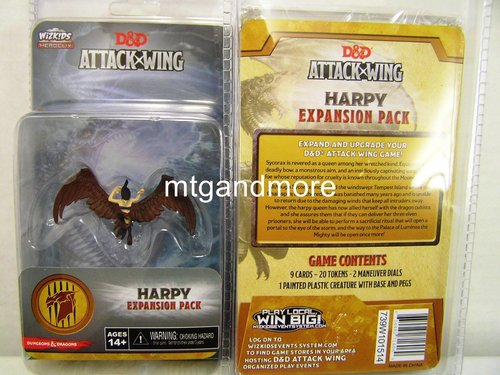 D&D – Attack Wing – Harpy