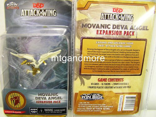 D&D – Attack Wing - Movanic Deva Angel