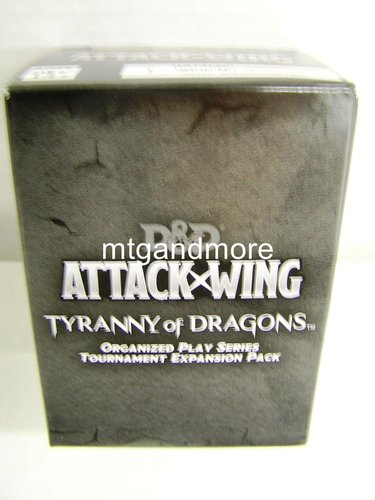 D&D – Attack Wing - Tyranny of Dragons Booster Pack