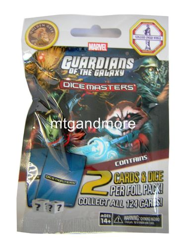 Dice Masters - Guardians of the Galaxy Booster