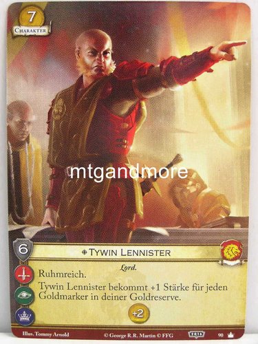 1x #039 Sommerernte A Game of Thrones 2.0 LCG World Championships 2016