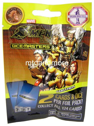 Dice Masters X-Men First Class Booster