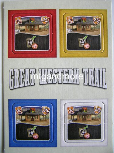 Great Western Trail - Goodie Box 2017