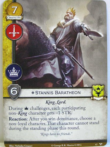 1x OLDTOWN raven #075 A Game of thrones