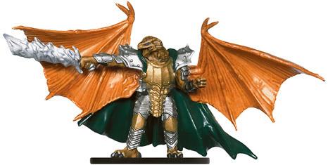 D/&D Demonweb #47 Hobgoblin Warcaster