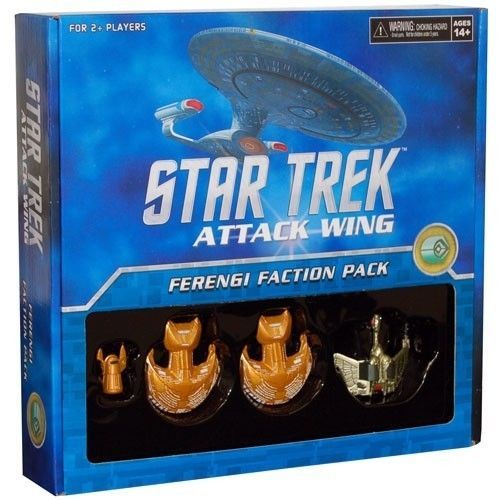 Star Trek Attack Wing Ferengi Faction Pack