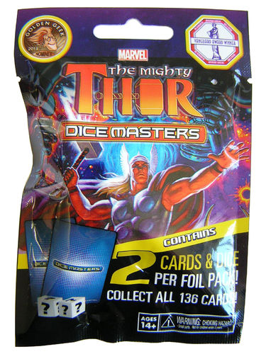 Dice Masters The Mighty Thor Booster