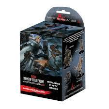 Icons of the Realms Set 8: Monster Menagerie 3 - Booster Pack