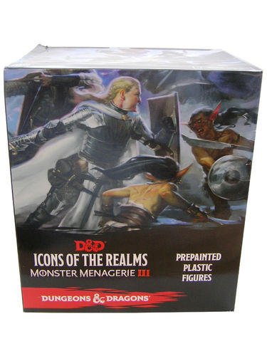 Icons of the Realms Set 8: Monster Menagerie 3 - Kraken and Islands Incentive Figure