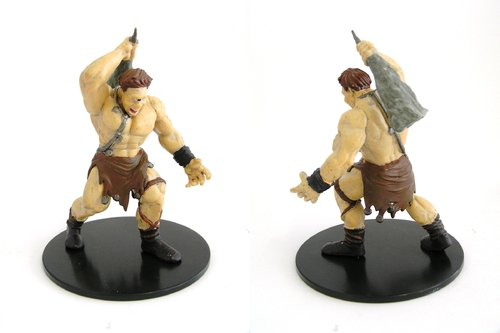 D&D - #026b Cyclops (Club) Large Figure - Monster Menagerie 3
