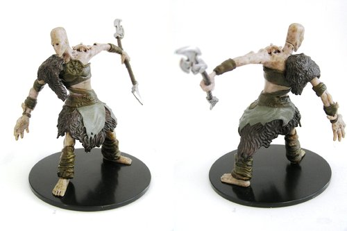 D&D - #029b Stone Giant Dreamwalker (Spear) Large Figure - Monster Menagerie 3