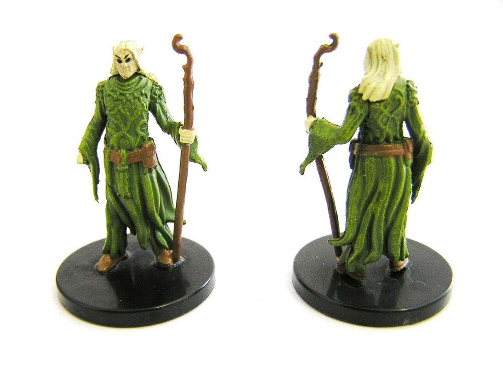 Pathfinder Battles - #013 Elf Druid - Jungle of Despair
