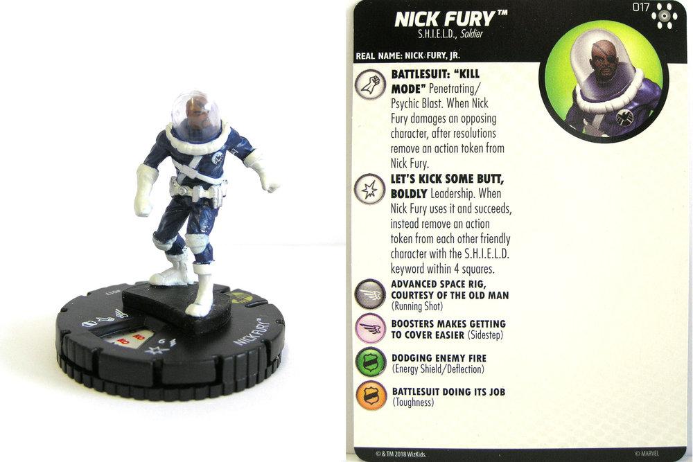 LUKE CAGE #002 Age of Ultron Marvel HeroClix