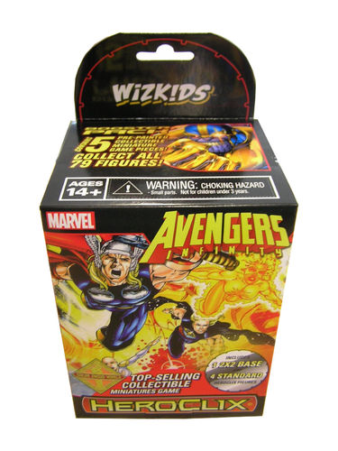 Heroclix Avengers Infinity Colossal Booster Pack
