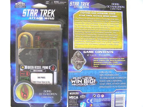 Star Trek Attack Wing - Borg Octahedron Card Pack