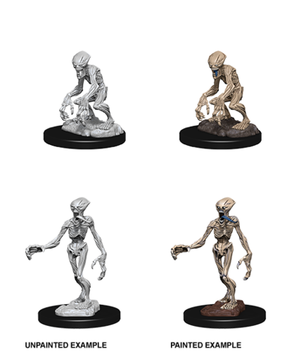 WZK73549 - Pathfinder Deep Cuts Wave 7 - Unpainted Miniatures - Doppelgangers