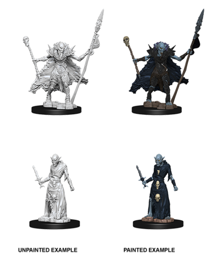WZK73548 - Pathfinder Deep Cuts Wave 7 - Unpainted Miniatures - Ghouls