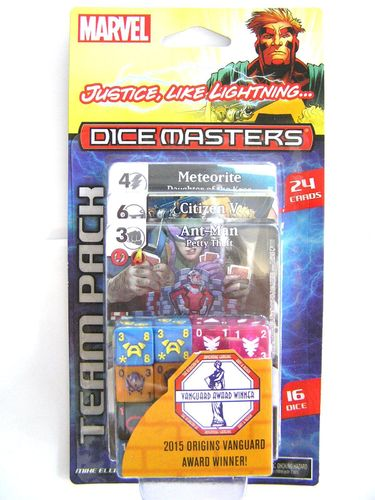 Dice Masters - Justice, Like Lightning Team Pack