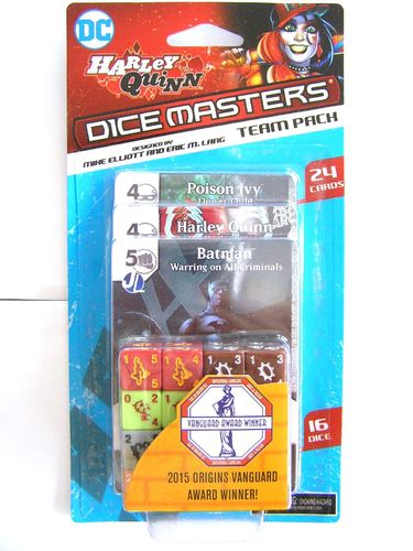Dice Masters - Harley Quinn Team Pack