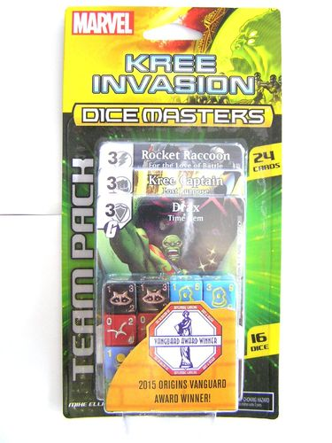 Dice Masters - Kree Invasion Team Pack