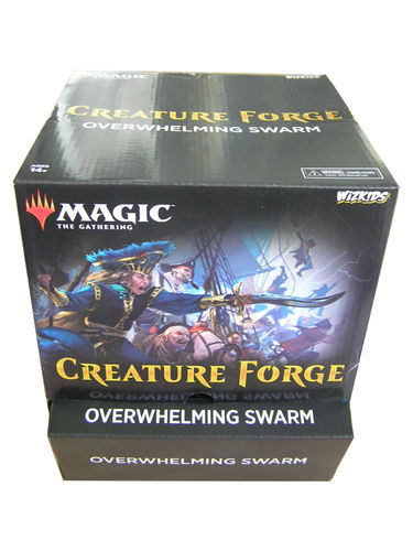 D&D Magic Creature Forge Overwhelming Swarm Display