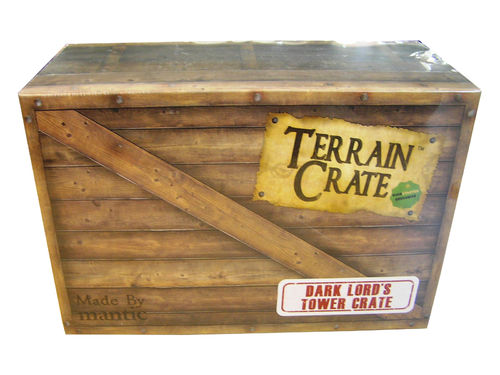 Terrain Crate - Dark Lord's Tower Crate - Kickstarter Exclusive