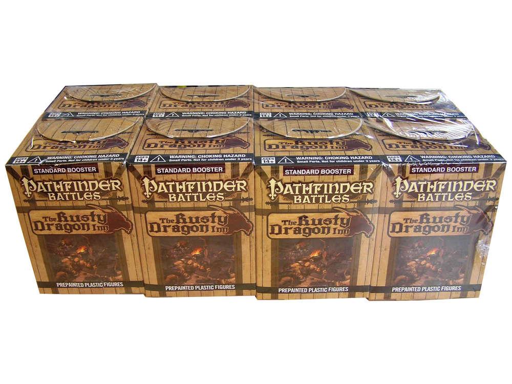 Pathfinder The Rusty Dragon Inn Booster by Pathfinder Adventure de WizKids