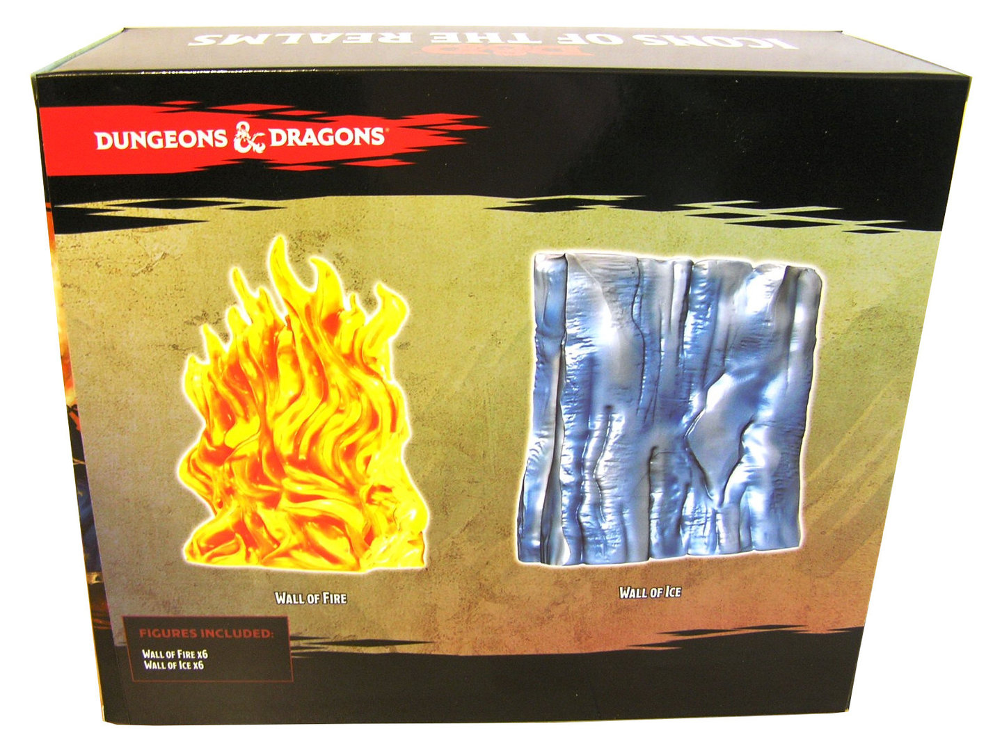 D&D - Spell Effects: Wall of Fire & Wall of Ice - mtgandmore de