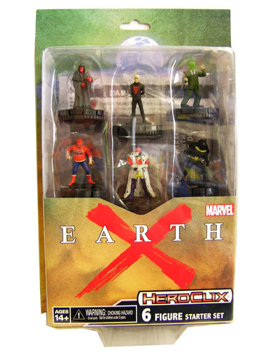 Heroclix Earth X Starter Set