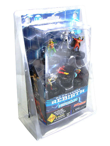 Heroclix DC Rebirth Fast Forces