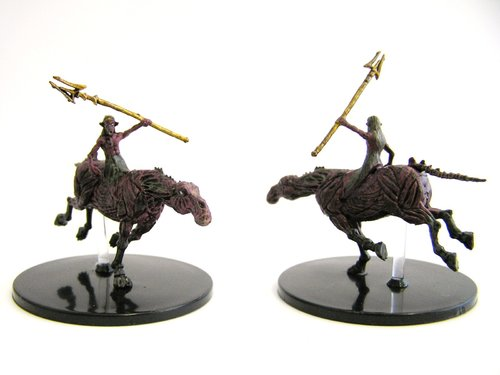 Pathfinder Battles - #028 Nuckelavee Large Figure - Ruins of Lastwall