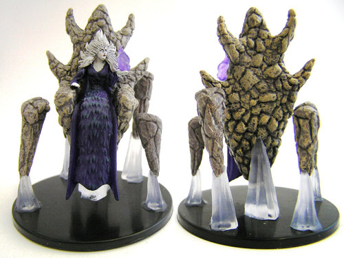 Pathfinder Battles - #044 Pharasma, Goddess of Death Large Figure - Ruins of Lastwall