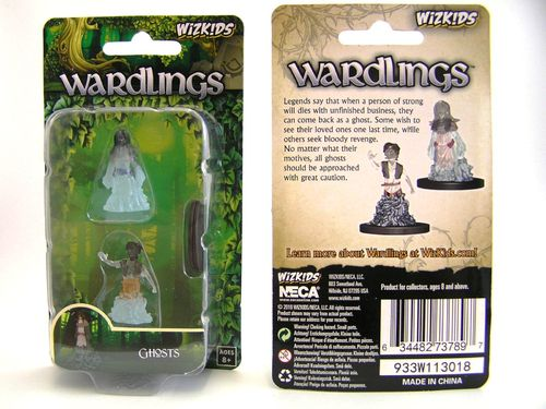 WZK73789 - Wizkids Wardlings Wave 3 - Ghosts