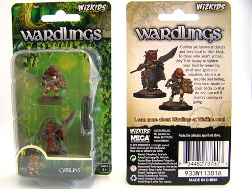 WZK73790 - Wizkids Wardlings Wave 3 - Goblins
