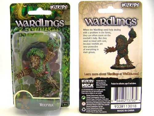 WZK73793 - Wizkids Wardlings Wave 3 - Treefolk