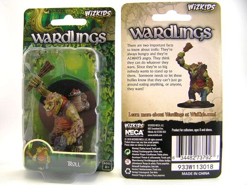 WZK73792 - Wizkids Wardlings Wave 3 - Troll