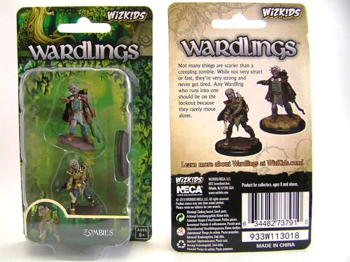 WZK73791 - Wizkids Wardlings Wave 3 - Zombies