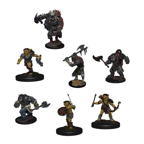 Dungeons&Dragons Icons of the Realms Monster Pack: Village Raiders