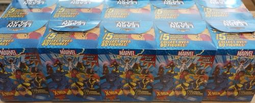 Heroclix X-Men the Animated Series, the Dark Phoenix Saga Colossal Booster Brick