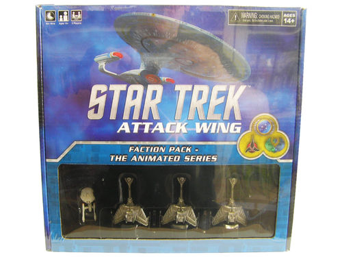 Star Trek Attack Wing Faction Pack - The Animated Series