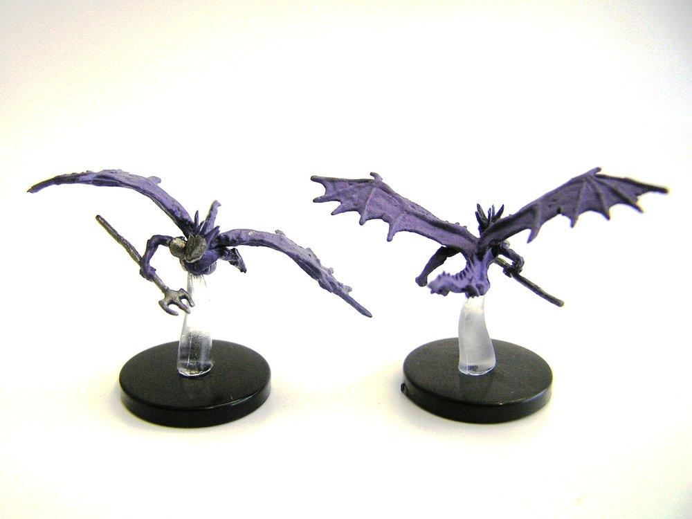 D/&D Dungeons /& Dragons Legion Spined Devil #15 Baldur Gate Descent Into Avernus