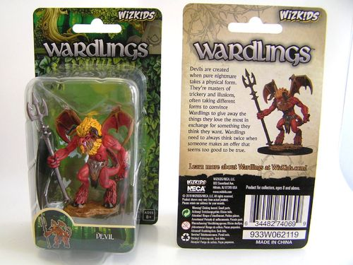 WZK74069 - Wizkids Wardlings Wave 4 - Devil