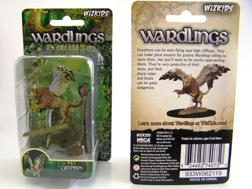 WZK74075 - Wizkids Wardlings Wave 4 - Gryphon