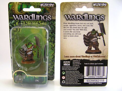 WZK74068 - Wizkids Wardlings Wave 4 - Orc