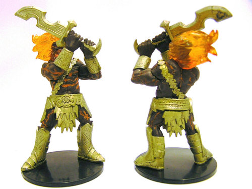 Pathfinder Battles - #028 Fire Giant Large Figure - Legendary Adventures